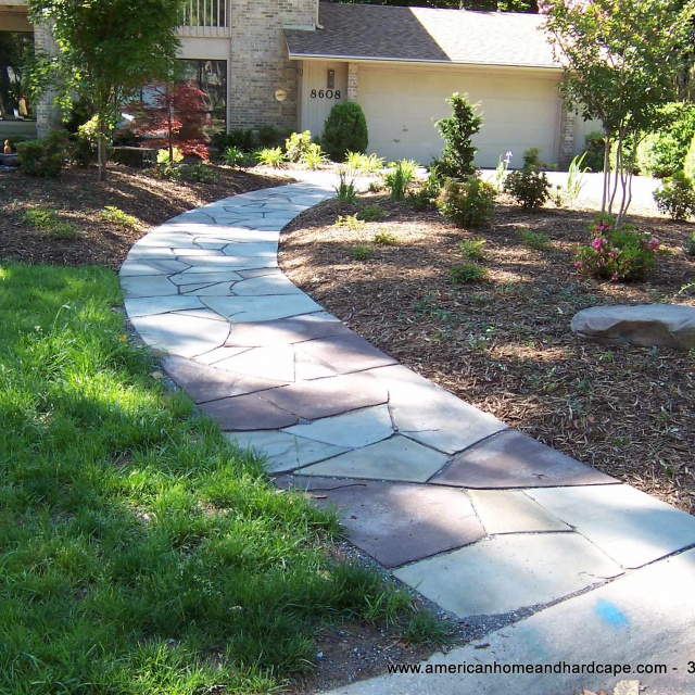 Pavers-Walkway-Project
