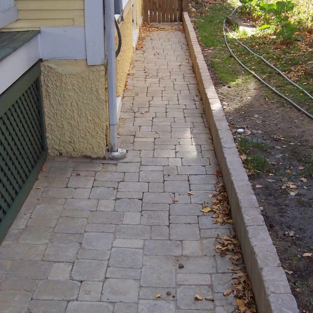 Residential-Walkway-Project