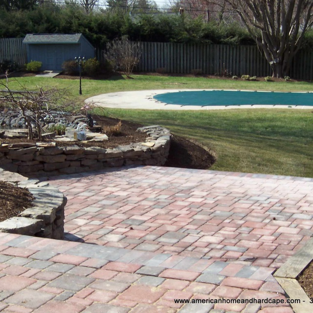 Residential-Pavers-Project