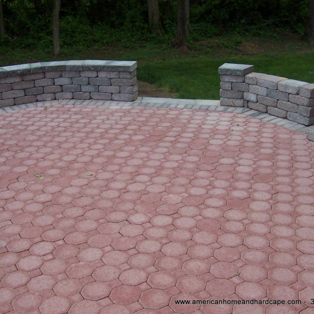 Pavers-Porch-Project