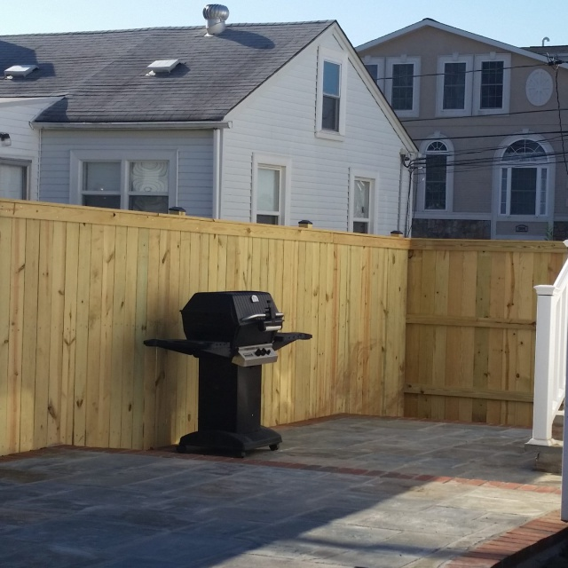 Grill-Enclosure-Project